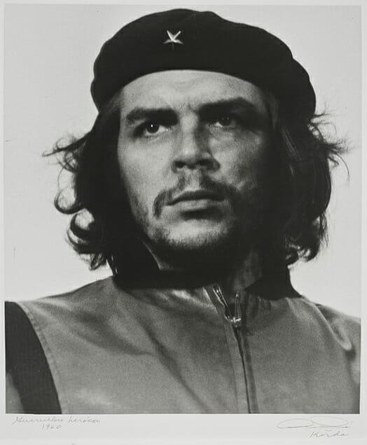 Iconic: Guerrillero Heroico by Alberto Korda (1960)