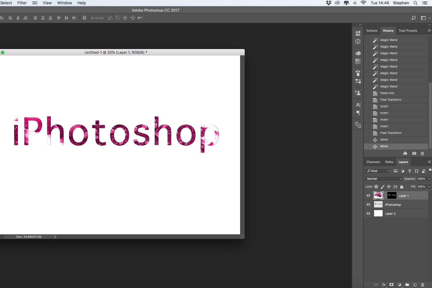 photoshop logo iphotoshop texture pink screen capture editing