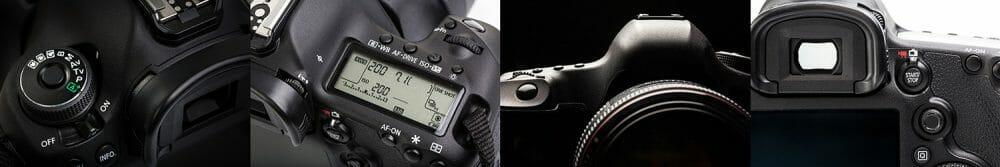 camera close up detail buttons dial settings dslr black  Levitation photography