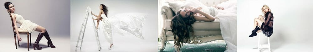 stool ladder model fashion step chair lying lean  Levitation photography