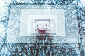 iphoneography double exposure