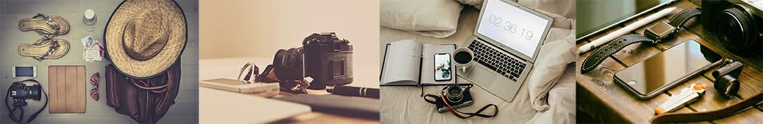 smartphone and cameras series