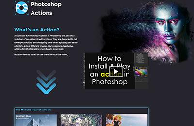 photoshop presets