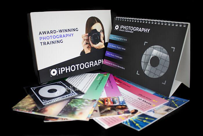 iphotography challenge box