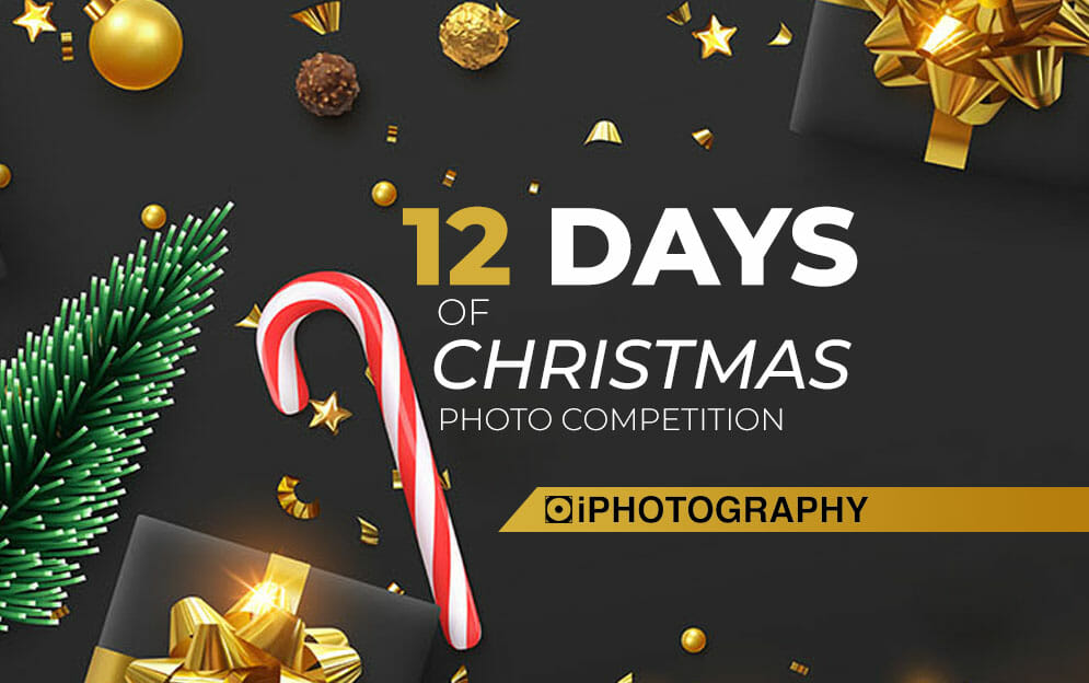 12 days of christmas competition blog 2020
