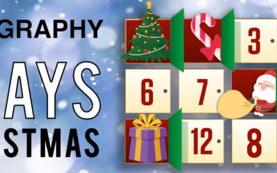12 Days of Christmas Competition 2019