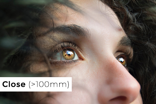 Close Up 100mm+