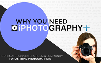 Why You Need iPhotography+