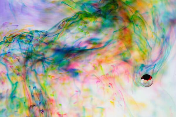 Laura Harrison Abstract photograph portrait