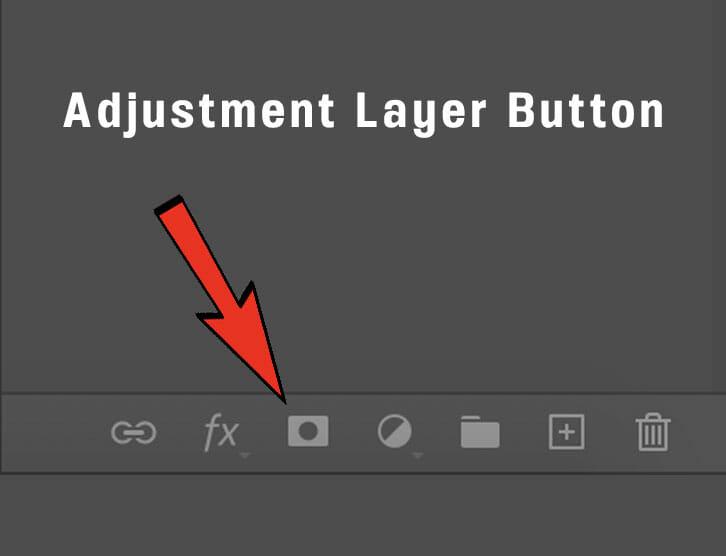 adjustment layer photoshop clone photography