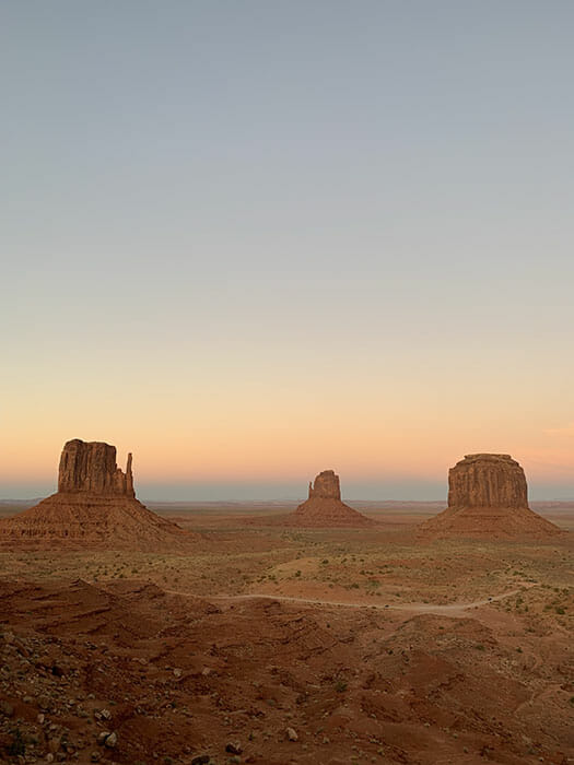 monument valley expensive camera equipment