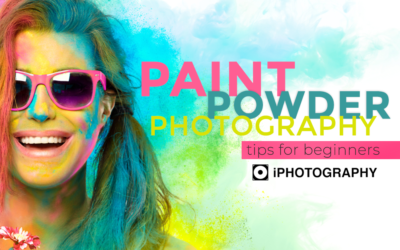 Paint Powder Photography Tips