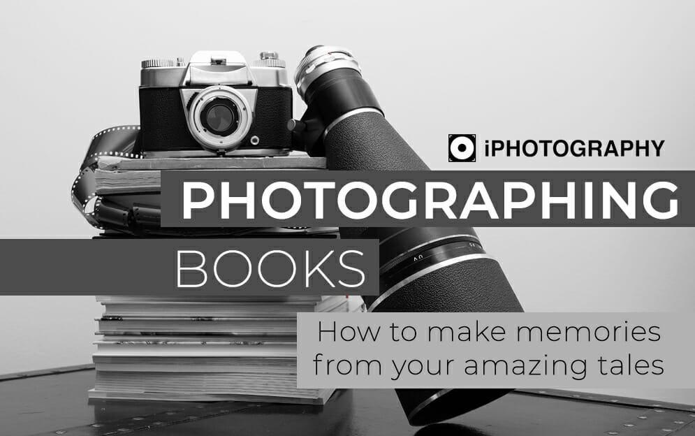 Photographing books