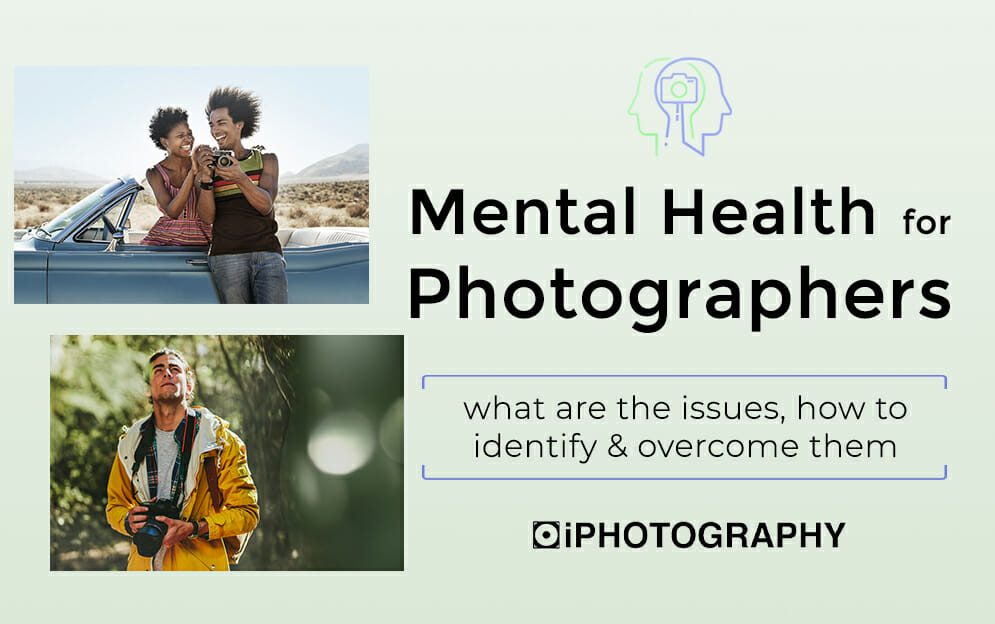Mental Health for Photographers