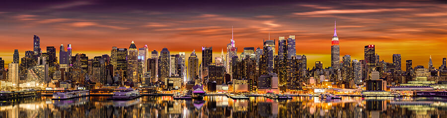 what camera is best iphotography cityscape new york panorama at night time