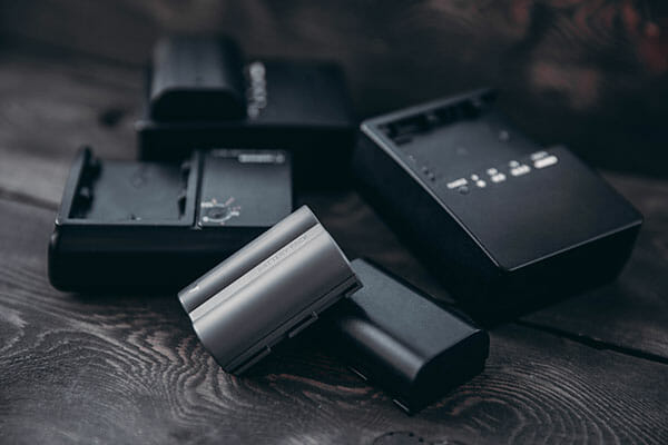 iphotography camera battery and charger
