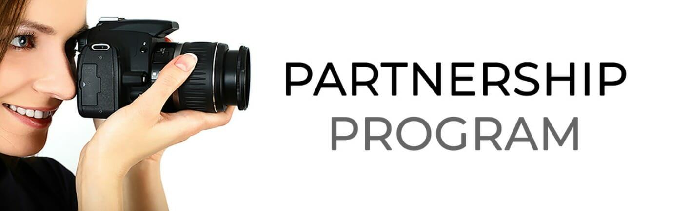 iphotography community features affiliate partnership program