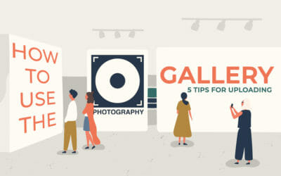 How to Use the iPhotography Gallery