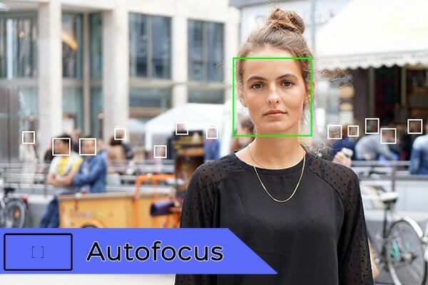 how to focus autofocus example iphotography