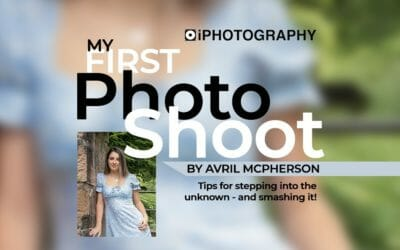 My First Photo Shoot by Avril McPherson