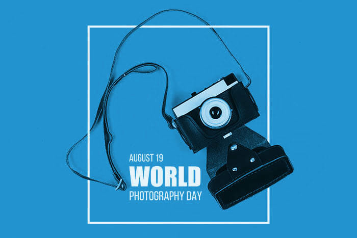 world photography day yellow camera iphotography
