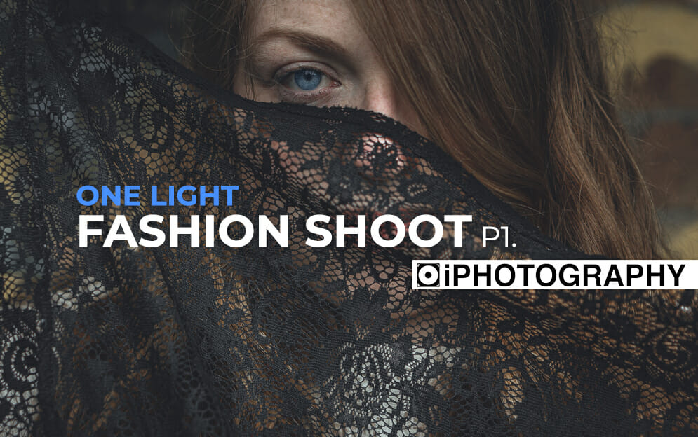 Fashion Photography (Part 1): Industrial Theme Photoshoot