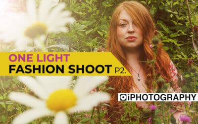 Fashion Photography (Part 2): Bohemian Theme Photoshoot