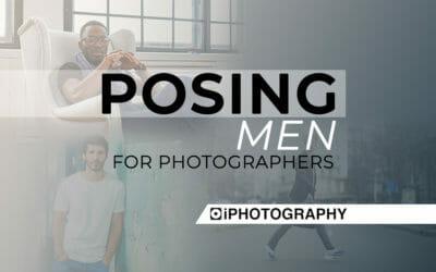 Posing Men for Photographers
