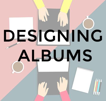 designing albums price my work