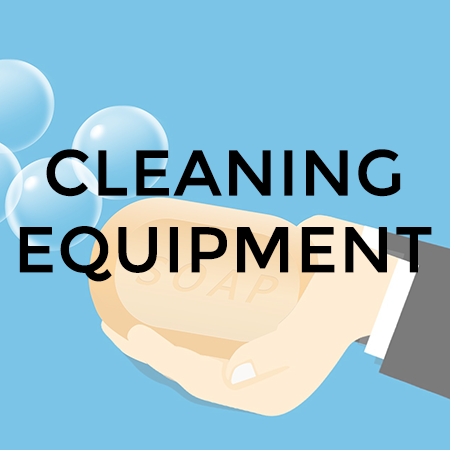 cleaning equipment price my work