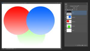 Screen Blend Mode