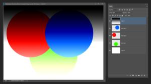 Linear Light blend 2