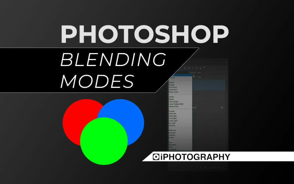 Photoshop Blending Modes Blog Feature
