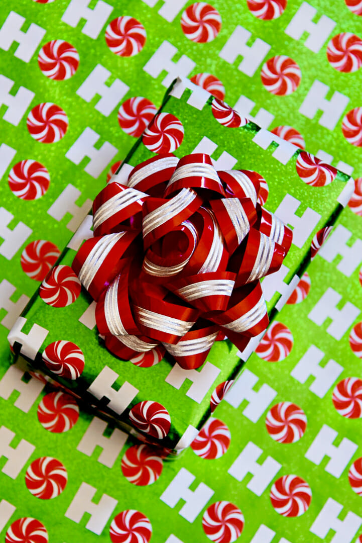 Wrapping Paper Elizabeth Burk