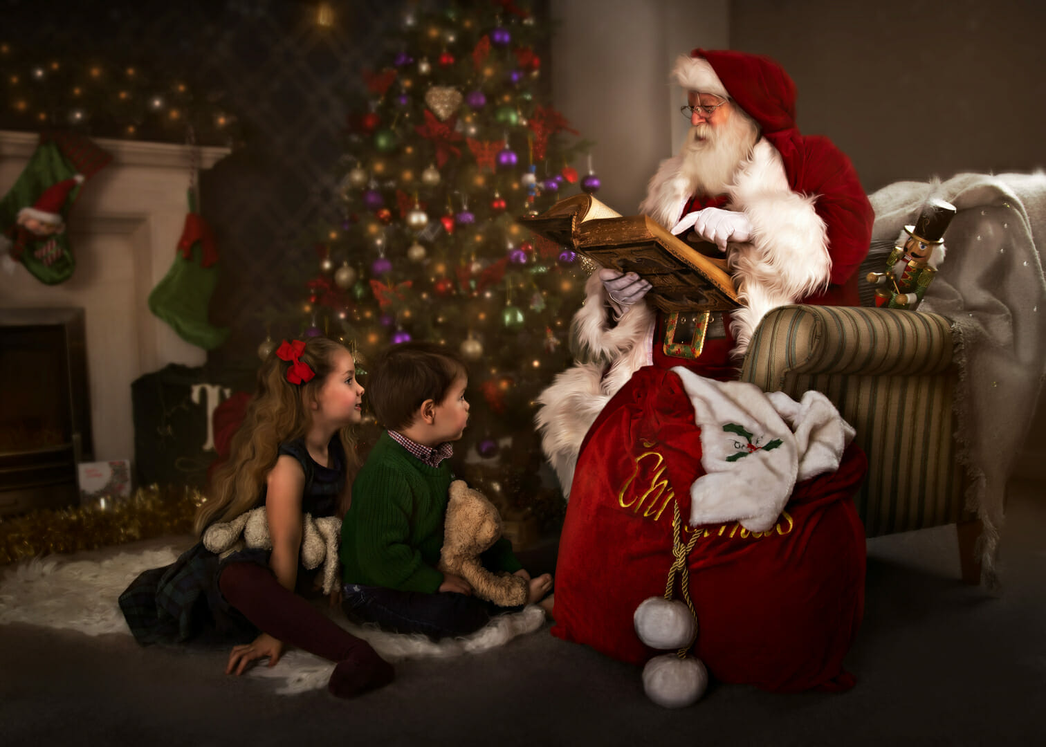 Christmas Characters Lyndsey Ayres