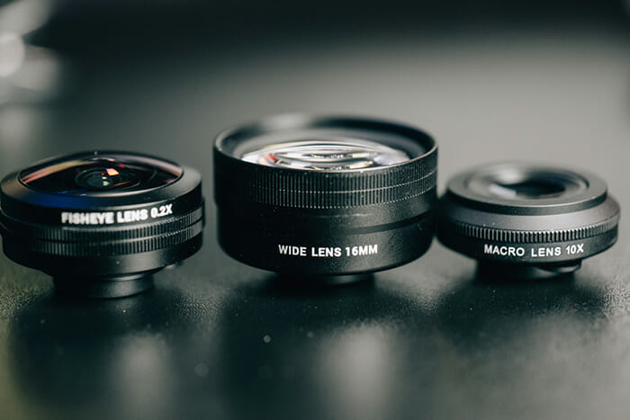 iphone clip on lenses gadgets