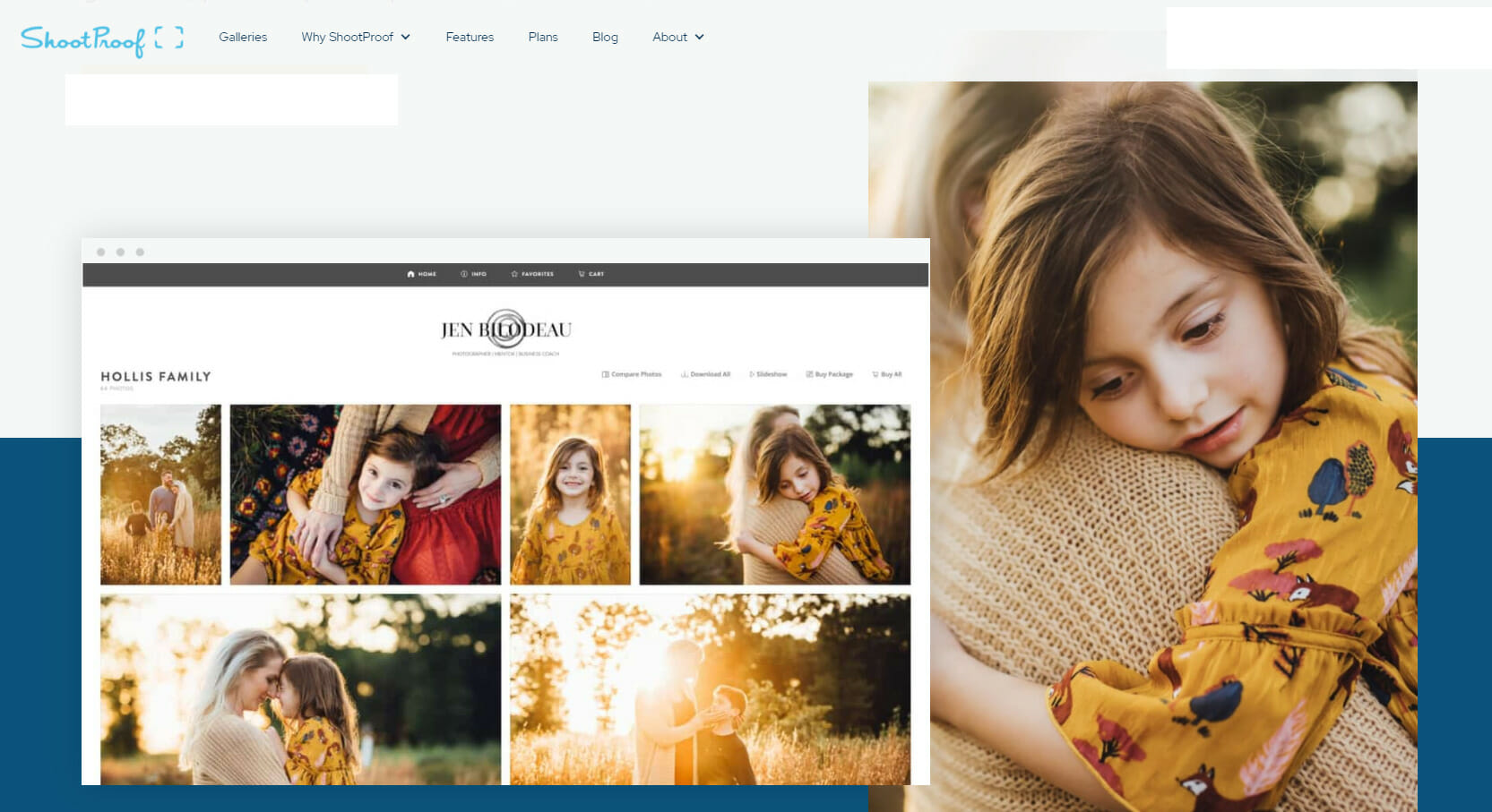 6. Shoot Proof - best online tools for photographers