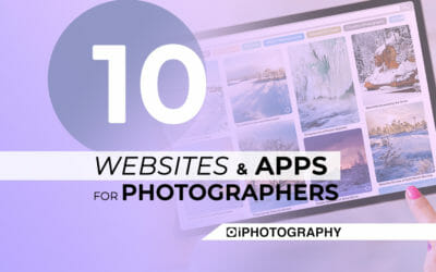 10 Websites and Apps for Photographers