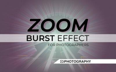 Zoom Burst Effect