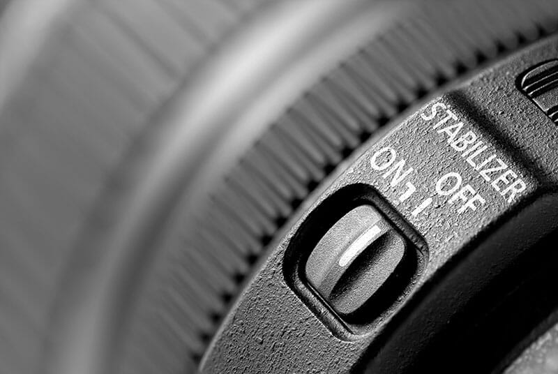 Turn on your image stabilisation on your camera lens