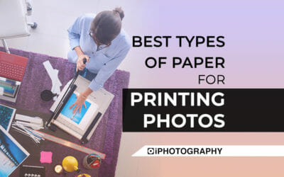 Types of Paper for Printing Photos