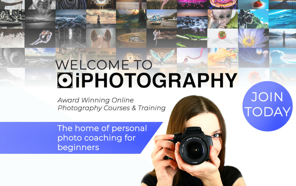 iPhotography Join Today Image