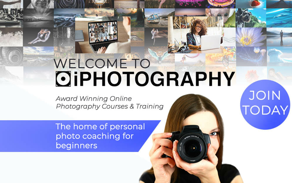 What is iPhotography blog feature image