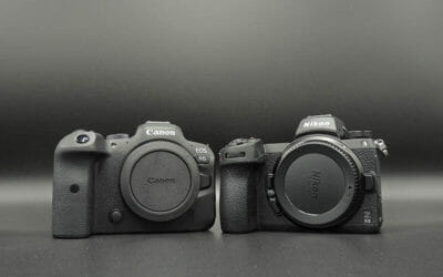 Canon v Nikon – What's the Difference? (for New Photographers)