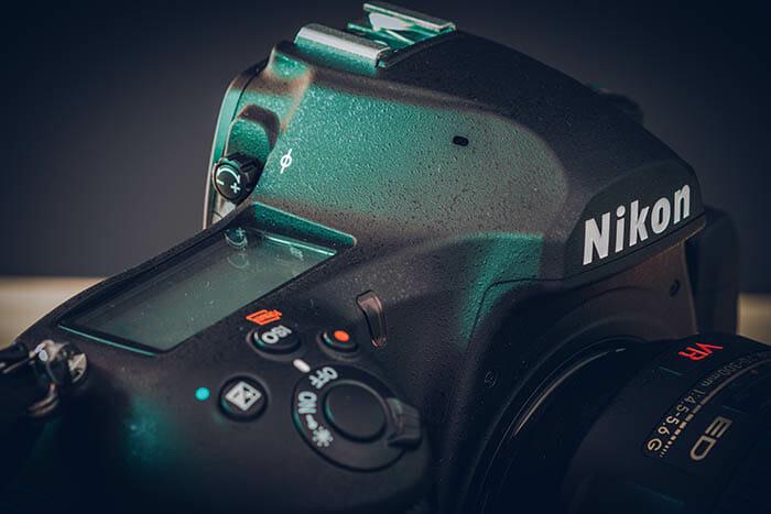 Nikon camera DSLR Canon v Nikon