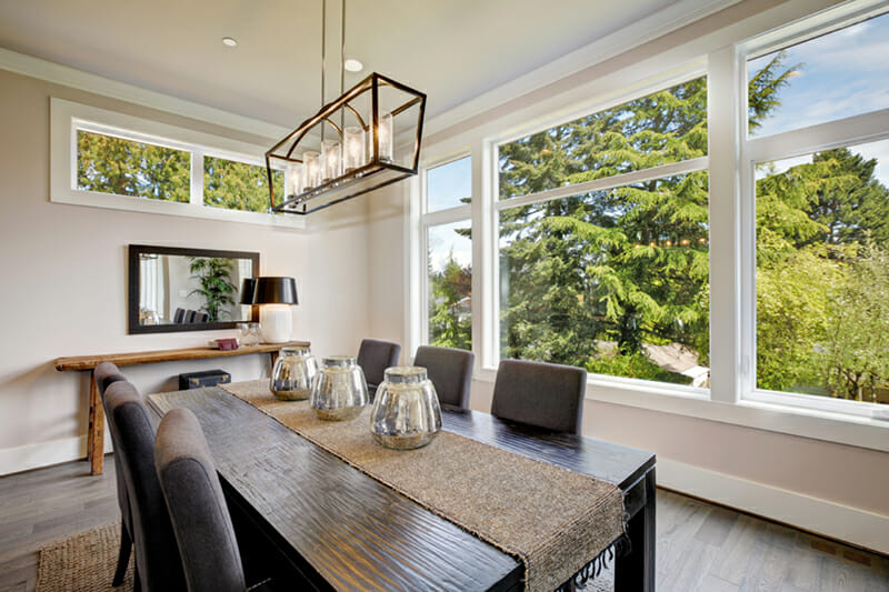 Home Photography Interior Room Scene Example