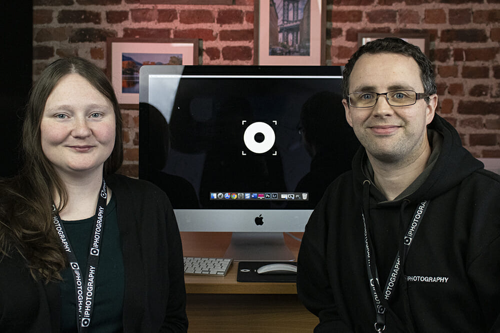 iPhotography PLUS Photo Critique with Tutor's Emily & Stephen