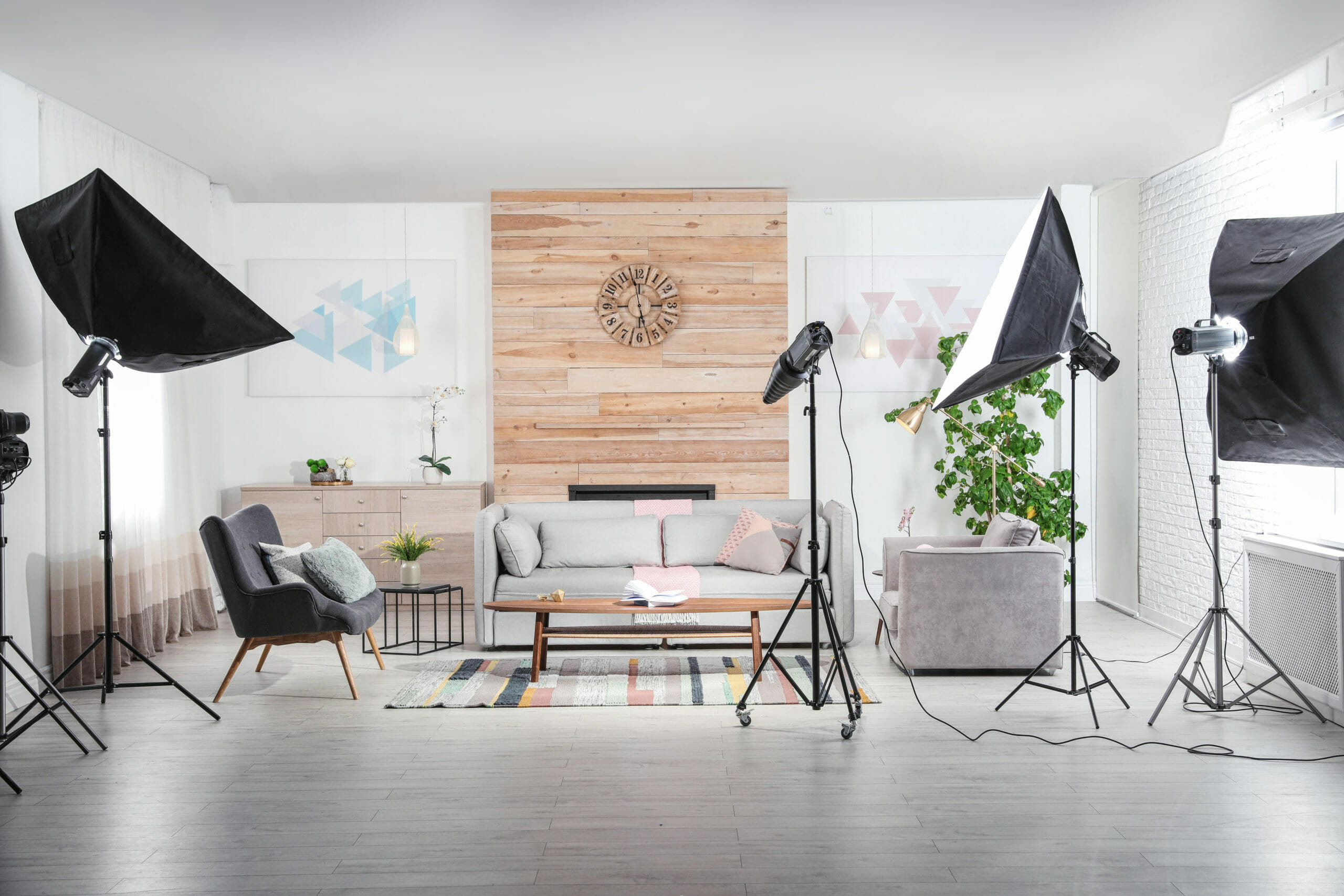 Real Estate Photography - Flash with Modifiers