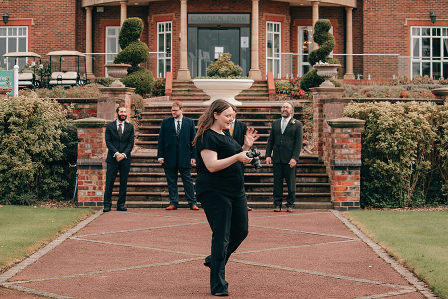 Lifestyle of a Wedding Photographer by Emily Lowrey Copyright 2021 - iPhotography