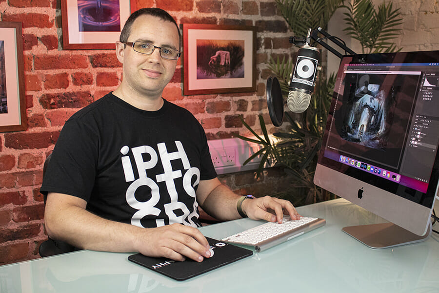 Stephen, iPhotography Composite Course Tutor